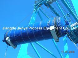 Internal Rubber Lining를 가진 이중 Media Filter Pressure Vessels