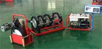 Tsd315D PE гидравлического трубопровода для сварки встык PPR трубы и фитинги
