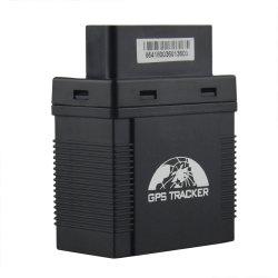 GPS Car Tracker Localizador do veículo OBD GSM com a caixa