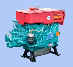Moteur diesel Single-Cylinder Laidong (16HP-34HP) (KM138)