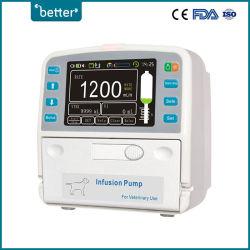 Dispositif Médical Vétérinaire de la pompe à perfusion