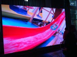 Tela de LED de cor total exterior para publicidade