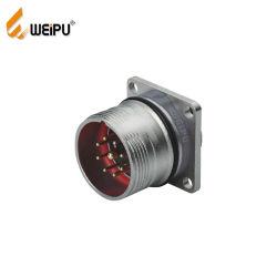 Weipu M23sj_Z بيع ساخنة المصنع السعر المباشر الروبوت موصل الإشارة مقبس الموصل