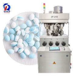 Zp Mini Laboratorio Farmacéutico Fabricante de tabletas de compresión de rotativa automática máquina haciendo pequeña píldora Tablet pulse