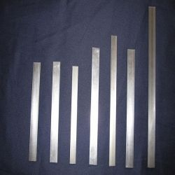 8X40, 8x52 GB40CR, DIN, DIN 1.7035 41CR4, Afnor 42c4 de Estructura de aleación de dibujado en frío de la barra de acero para la minería de la cadena transportadora de vuelo