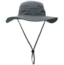 Дышащий на открытом воздухе и Sunproof шапки для мужчин и женщин с рыбалки