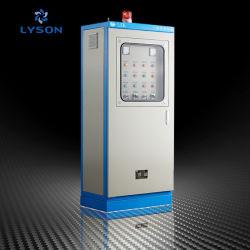 Программная кнопка слева LSK системы электрический шкаф управления подкачивающим насосом на панели управления