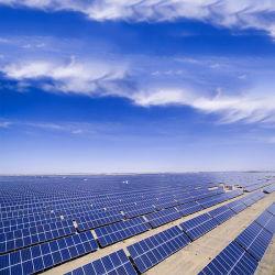 Solar Energy Hot DIP Verzinkte Erdmontage Stützsystem Solar Stromversorgung Der Zentrale