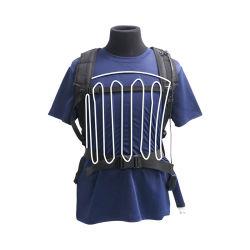 Уникальная система охлаждения тела футболки для защиты от перегрева