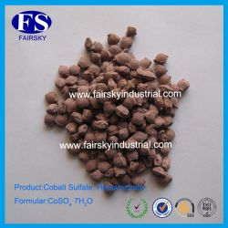 Sulfato de cobalto Co10% granular