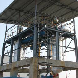 Strumentazione utilizzata di purificazione dell'olio per motori (YHE-18)