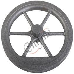Vliegwiel van het Vliegwiel van de Generator van het ijzer het Magnetische Industriële Vliegwiel Gegoten