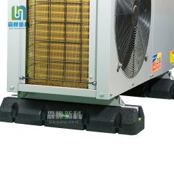 Qualidade elevada piso suporte de borracha grande Febre Anti-Vibration para instalação do HVAC no último piso de soluções