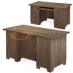 Sconto Popular Wooden Staff Tavolo Melamine Office Furniture (Hy-Z28)