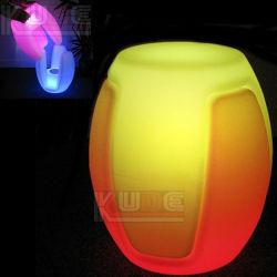 Аккумулятор холл с подсветкой LED табурет смены цветов