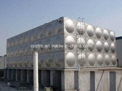 Edelstahl-Schraube verbundenes modulares Wasser-Becken RO-Wasser-Becken