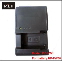 Digitalkamera-Aufladeeinheit Bc-Vw1 für Sony-Batterie NP-FW50