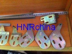 partes separadas de metal galvanizado do frigorífico