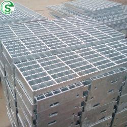 L'utilisation commerciale Sol industriel de la grille de grincement de l'eau de pluie