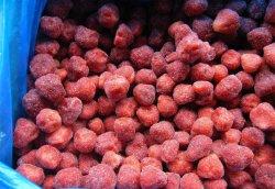 달콤한 찰리 암미13 홍연형 딸기 중국 수출 저렴한 스트로베리 냉동 과일과 야채에 아이코스 딸기류