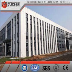 3 el nivel del suelo de metal marco de la estructura de acero Hotel
