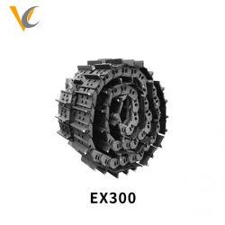 O Material Rodante buldozer partes D10N D10R D10T D11N D11r via Link via Cadeia Hoteleira Sapata Grupo de montagem