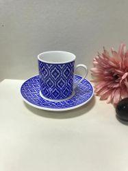 Günstige Keramik Arabisch Porzellan Kaffee Tasse Set und Untertasse Set Porzellan
