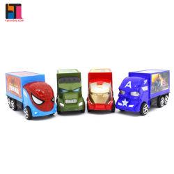 10330498 Toy Marvel Super-herói do veículo automóvel de fricção de plástico para crianças