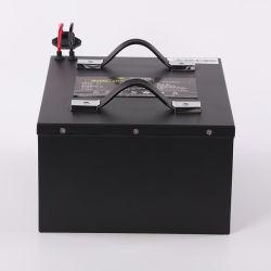 48V 50Ah LiFePO4 motocicleta eléctrica de carga de batería de litio de los ciclos de 1000