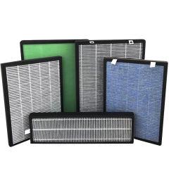Filtro compatibile da vuoto HEPA del vero di HEPA filtro H13 H14 dal rimontaggio