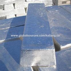 Matéria-prima do alumínio de liga de lingotes de ligas de magnésio