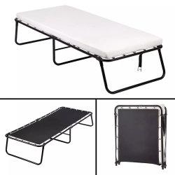 Beedroom 사무실 호텔 가구 금속 접는 방식 프레임 거품 매트리스 도매 접히는 침대
