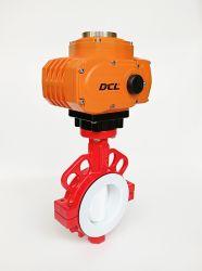 Actionneur électrique antidéflagrant pour la Zone 1 & 1/Angle de braquage de la Division 0-360° réglable