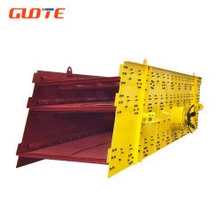 pantalla de vibración se utiliza ampliamente para el cribado trituradora de piedra