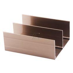 Алюминиевый профиль одеждой квадратные трубы для украшения домашних хозяйств