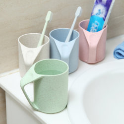 Ferramenta de copos de plástico de moda Home Travel Hotel caneca de Dentes de escovagem dos dentes Cup