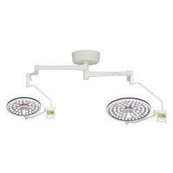 التشغيل الجراحي مصباح LED السقف بدون ظلال غرفة التشغيل
