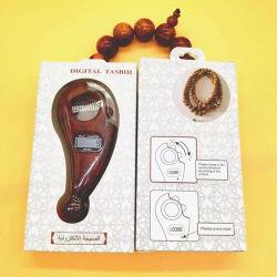 Manuale manuale a dito del numero di cifre LCD del miglior prezzo di fabbrica Tasbih Tally Counter digitale Tasbeeh Beads Mussulmano Counter