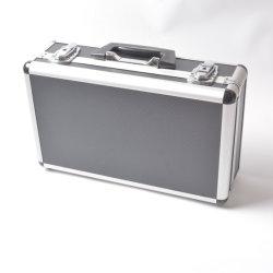 Het kosmetische Toolbox van de Doos Geval van het Aluminium van de Doos van het Aluminium van het Geval van het Hulpmiddel
