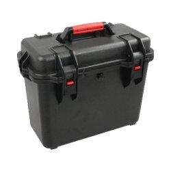 Plastikhilfsmittel-Kasten-Werkzeugkasten-stoßfester gedichteter wasserdichter Sicherheits-Fall