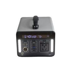 ポータブル 220V 110V 電気 EU USA 充電器 USB ポータブル 4 個 パワーパックリチウムバッテリ 500W 、 1kW 出力