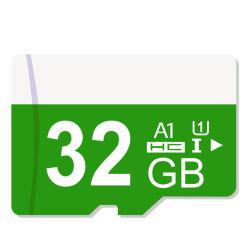 Cartão de memória personalizados U3 32GB Class10 16 GB do cartão Micro SD 8GB TF fabricados em Taiwan