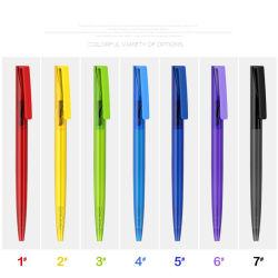 多彩のプラスチックボールペンの昇進のペンのカスタムロゴのギフトPen/220