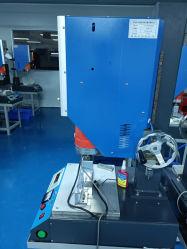 N95 Cantos Semi-automático máquina de producción