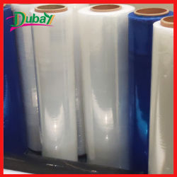 LLDPE Film/LLDPE Film Stretch film estirable/LLDPE para embalaje de productos