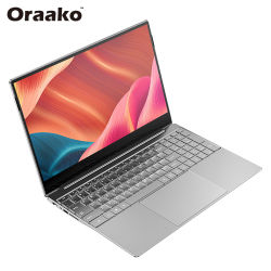 15.6인치 메탈 10세대 인텔 코어 i3/i5 CPU RAM DDR4 8GB RAM 256SSD 컴퓨터 하드웨어 PC Mini Ho 최저가 노트북