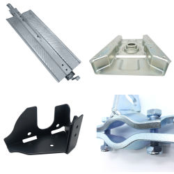Soem-hohe Präzisions-Edelstahl-Tiefziehen-Ersatzteil-Metallstempeln