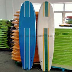 بلوباي الصين بالجملة 7ft EPS falam Core Soft Surf Board لوح ركوب الأمواج مع تقنية التلقيح الحراري