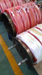 Venta caliente de Tela de malla de fibra de vidrio para transformador, de la Junta de malla de fibra de vidrio para transformador tipo seco