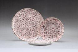 Скидка на красивых горячая продажа керамическая посуда ужин керамики